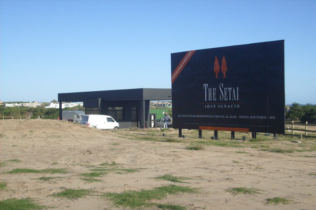 The Setai – Gate House – José Ignacio