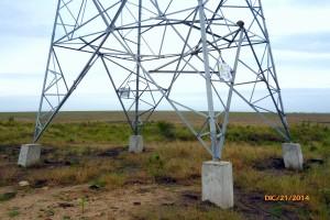 Fundaciones para Torres de LAT – PINTADO